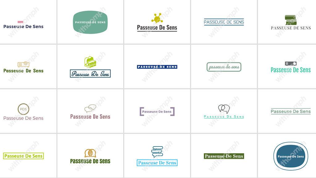 Passeuse-de-sens-Start-up_créer_logo